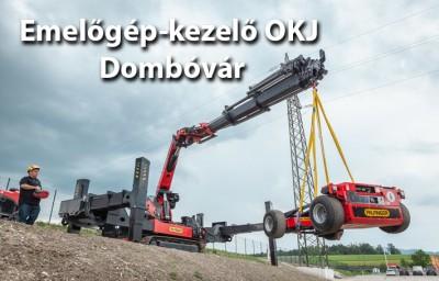 Emelőgép-kezelő OKJ Dombóvár