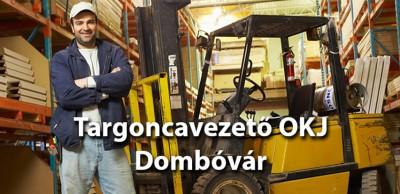 Targoncavezető OKJ Dombóvár