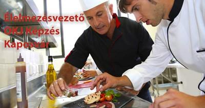 Élelmezésvezető OKJ Képzés Kaposvár